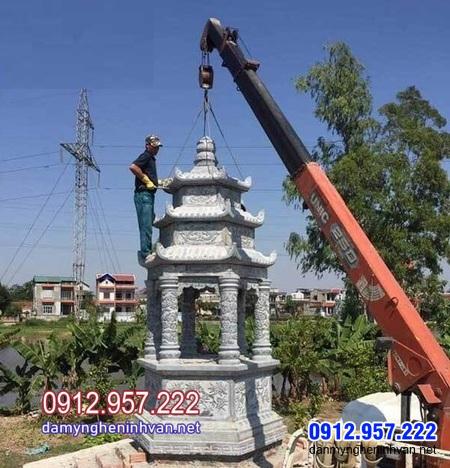 mộ tháp đá thờ cốt tại Vũng Tàu đẹp nhất