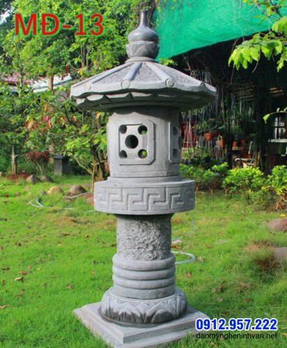 Mẫu đèn đá sân vườn biệt thự đẹp 2021