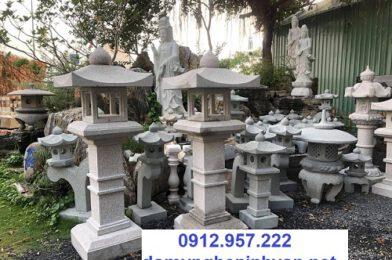 Ý nghĩa phong thủy của đèn đá sân vườn biệt thự