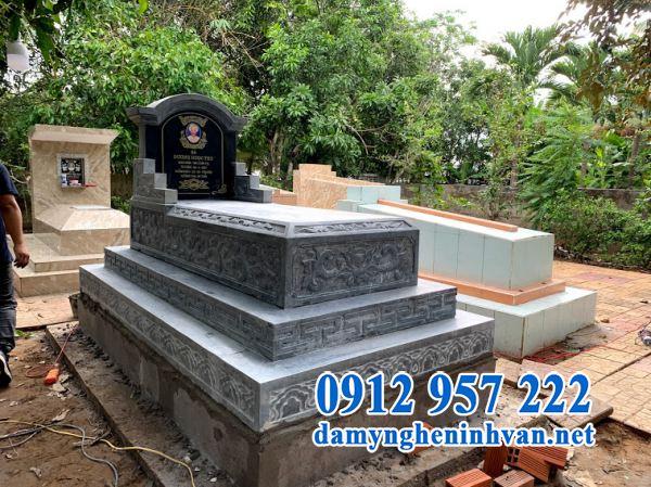 Mẫu mộ đẹp miền Nam