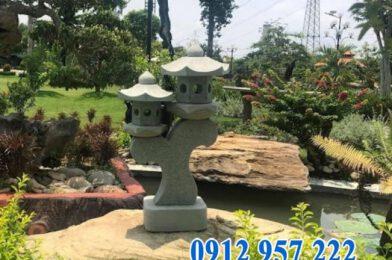 Khám phá vẻ đẹp của đèn đá sân vườn kiểu Nhật