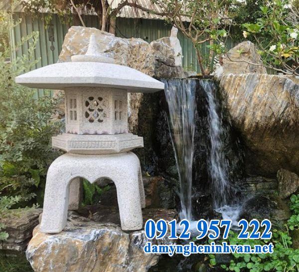 Mẫu đèn đá sân vườn đẹp