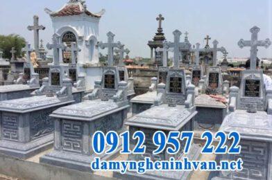 Địa chỉ lắp đặt mộ đạo Thiên Chúa chất lượng cao