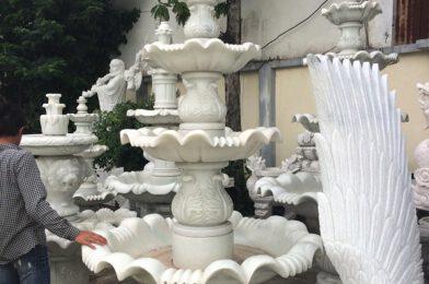 Một số tiêu chí chọn mẫu thiết kế đài phun nước đẹp