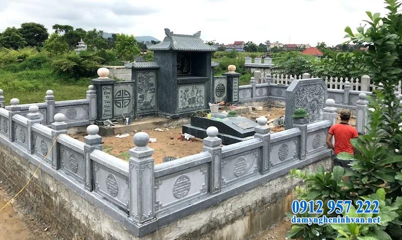 Tổng quan khu lăng mộ đá Thái Nguyên